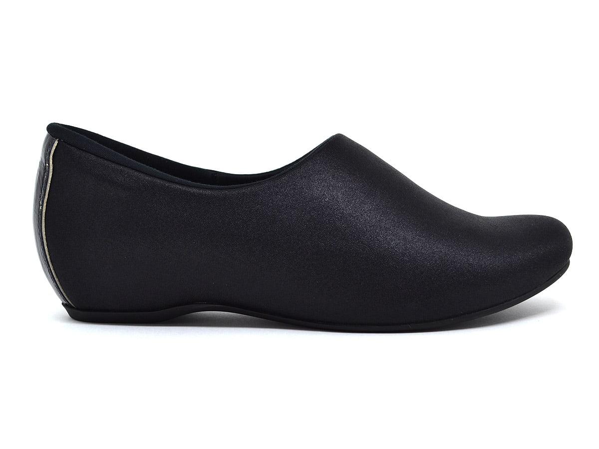 Sapato Anabela Feminino Diabetes Original Usaflex N2251db