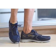 Tênis Masculino Caminhada Treino Conforto Olympikus Twist
