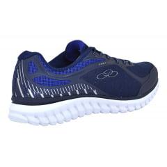 Tênis Tamanho Número Grande 45 46 47 48 Olympikus Exact Azul tg