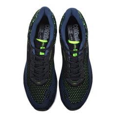 Tênis Tamanho Grande 44 45 46 47 48 Olympikus Challenger Preto Verde
