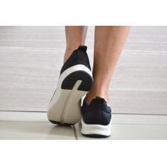 Tenis Feminino SlipOn Confortavel Usaflex Af3202 preto