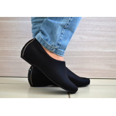 Sapato Anabela Feminino Diabetes Usaflex N2251db