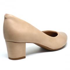 Sapato Feminino Salto Médio Grosso Napa Beira Rio 4777