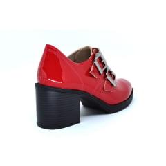 Sapato Oxford Fivela Salto Grosso Feminino Beira Rio 4225102